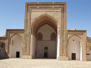 مسجد جامع تون - فردوس