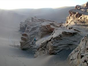 تپه های ماسه ای شگفت انگیز