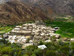 روستای زیبای آرک